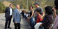 Нурсултан Назарбаев побывал на катке Медеу в рамках 1000-летия Алматы