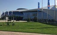 Ледовый комплекс Халык Арена в Алматы
