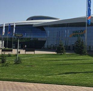 Алматыдағы Халық Арена мұз кешені