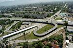 Виды Алматы, архивное фото