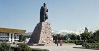 Абай Құнанбаевтың ескерткіші