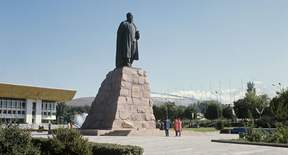 Абай Құнанбаев ескерткіші