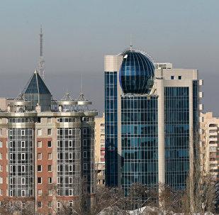 Виды Алматы