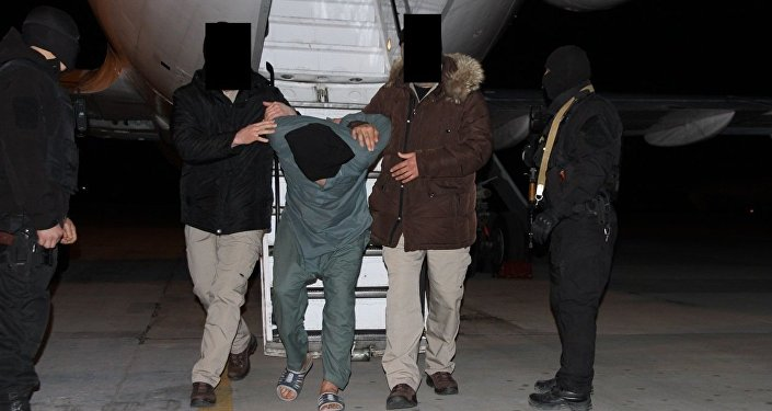 Экстрадиция казахстанца из Афганистана