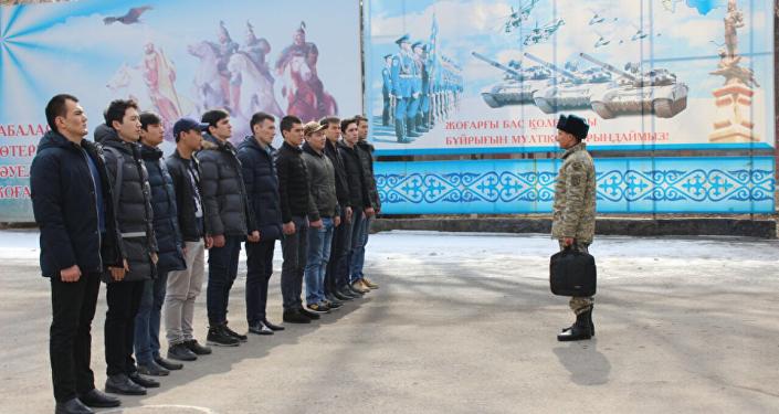 Призывников Казахстана проверяют наэкстремизм иприверженность крадикализму