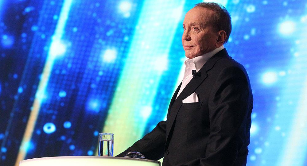 Бессменный ведущий КВН Александр Масляков