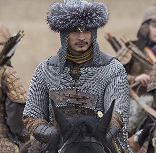 Кинопроект Казахское ханство, кадр из фильма
