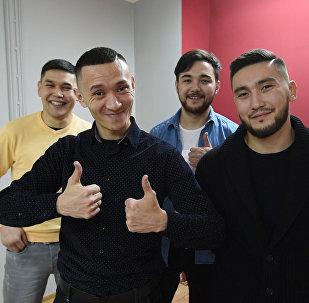Спарта Астана поддерживает всех участников проекта Ты супер!