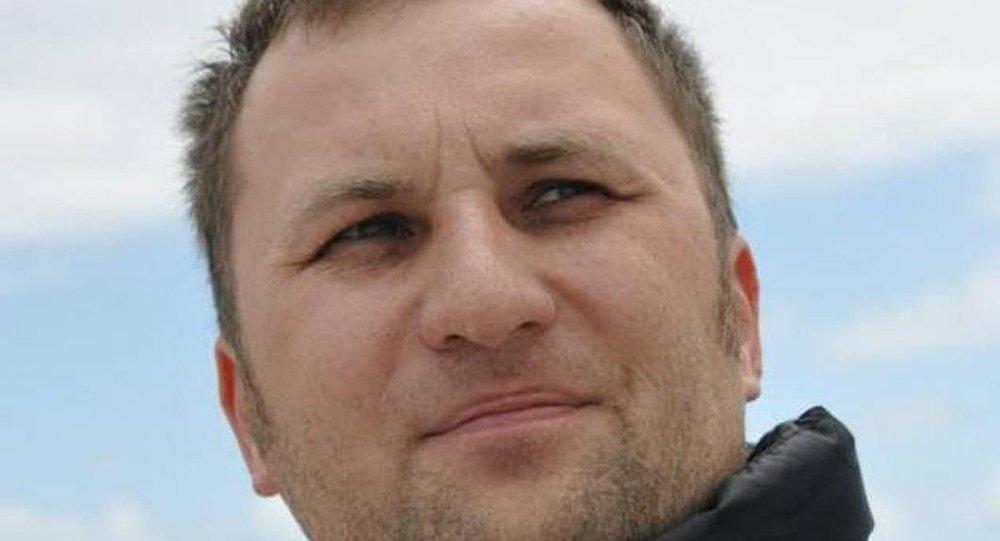Колумнист Дмитрий Мостовой