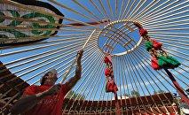 Всемирный фестиваль эпосов народов мира в Бишкеке