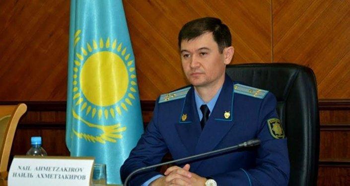 Наиль Ахметзакиров