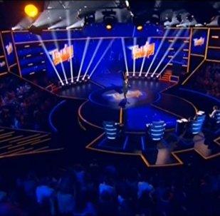 Международный вокальный конкурс Ты супер! на телеканале НТВ // НТВ