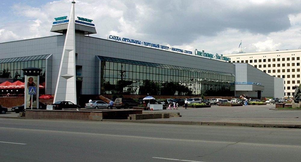 Здание ЦУМа в Астане снесут в 2018 году 1bf731f750a