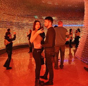 Акция Ночь в музее в Астане