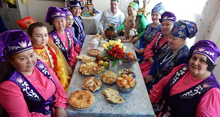 Национально-культурный центр татар и башкир Тан в Астане