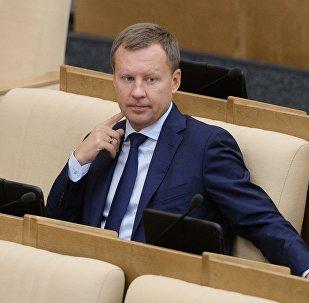 Архивное фото экс-депутата Государственной Думы РФ Дениса Вороненкова