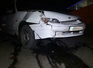 Пьяный мойщик угнал авто и попал в ДТП в Алматы
