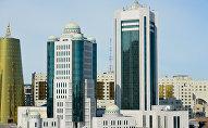Здание парламента РК