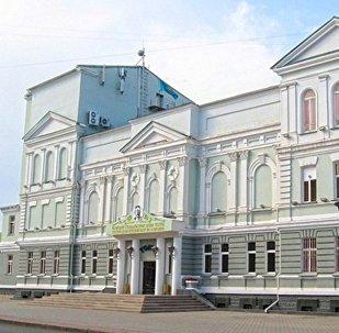 Русский драматический театр имени М.Горького в Астане