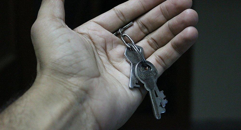Ключ, иллюстративное фото