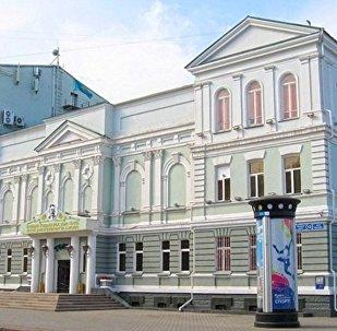 Астанадағы М. Горький атындағы драма театры