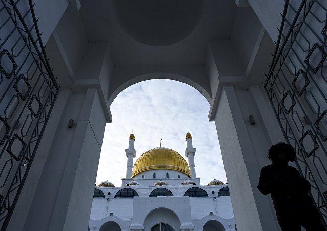 Мечеть Нур-Астана, виды столицы Казахстана