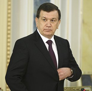 Өзбекстан президенті Ш.Мирзиёев