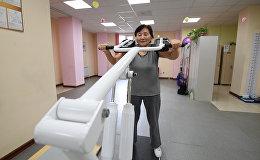 Фитнес-бабушка из Астаны: возраст не помеха для спорта