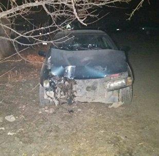 Мужчина и трое детей пострадали в ДТП в Алматы