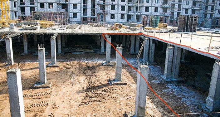 Астанадағы тұрғын үй кешенінен өрт шықты