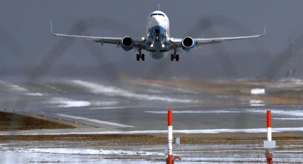 Самолет со сборной Казахстана по футболу на борту после вылета из Еревана вернулся в аэропорт из-за технической неисправности