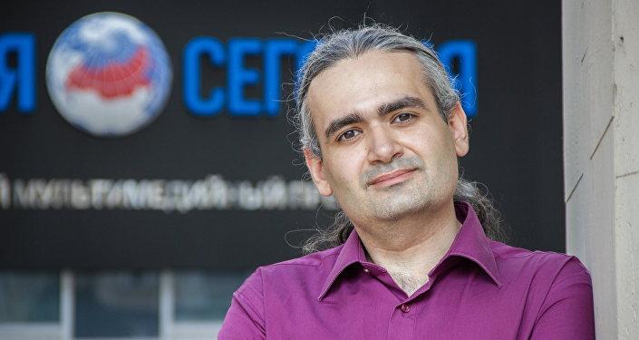 Геворг Мирзаян, политолог, доцент финансового университета при Правительстве РФ