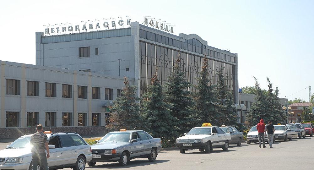 Вокзал Петропавловска