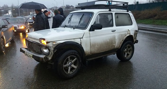 Несколько автомобилей столкнулись в ДТП в Алматы