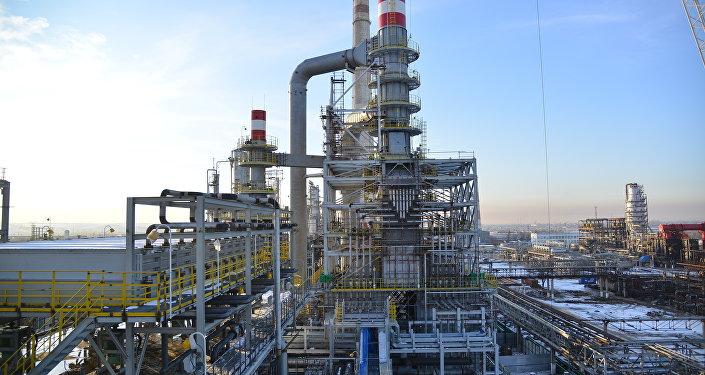 Шымкентский нефтеперерабатывающий завод
