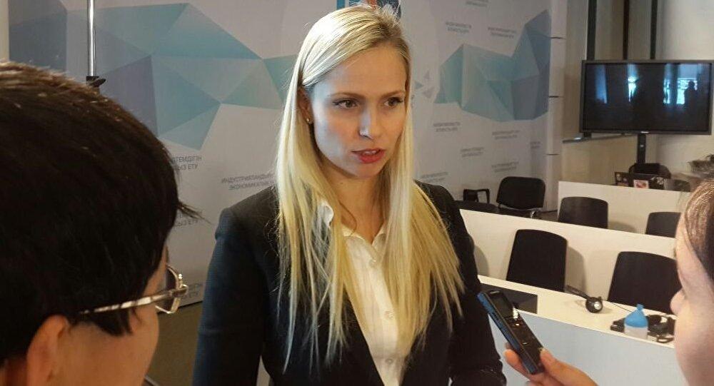Руководитель отдела коммуникаций венгерской авиакомпании Wizz Air Hungary Ltd Тамара Валуа
