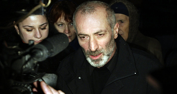 Виталий Калоев, архивное фото