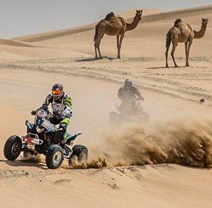 Abu-Dhabi Desert Challenge