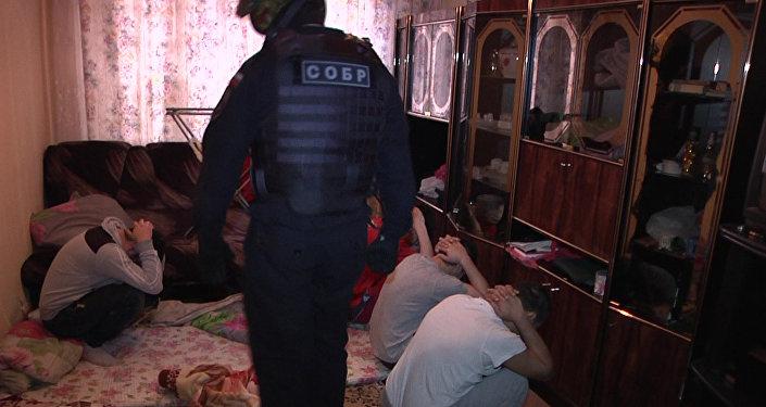 В Петербурге задержали предполагаемых пособников террористов