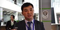 Председатель правления НАО Государственная корпорация Правительство для граждан Аблайхан Оспанов