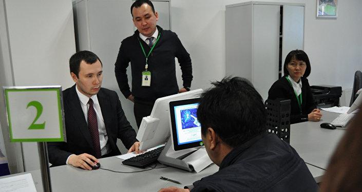 Руководитель аппарата госкорпорации Правительство для граждан Олжас Шокпаров
