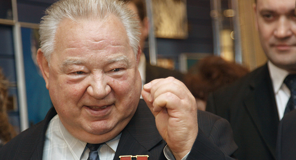 Космонавт Георгий Гречко, архивное фото