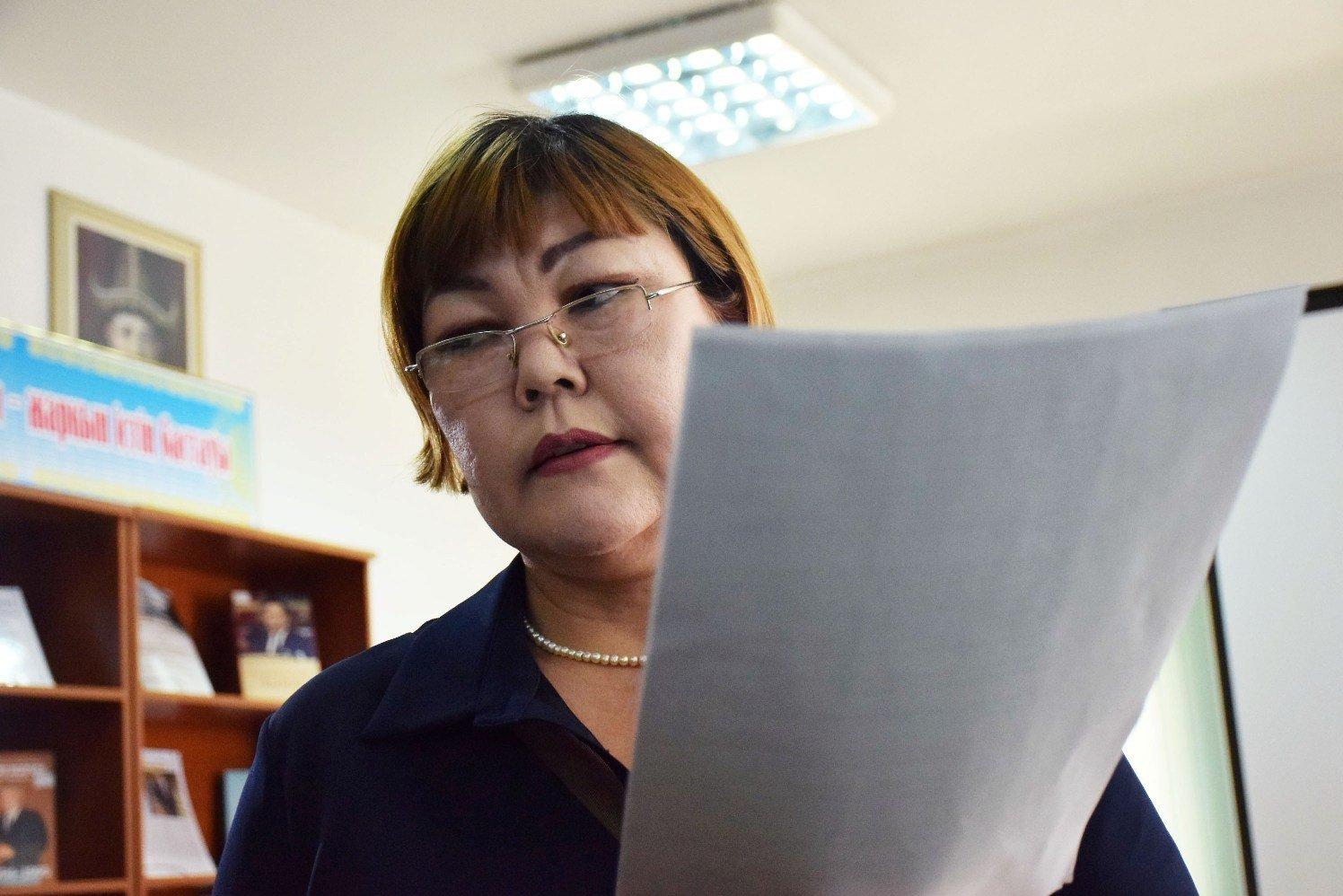 Жумагуль Шындалиева