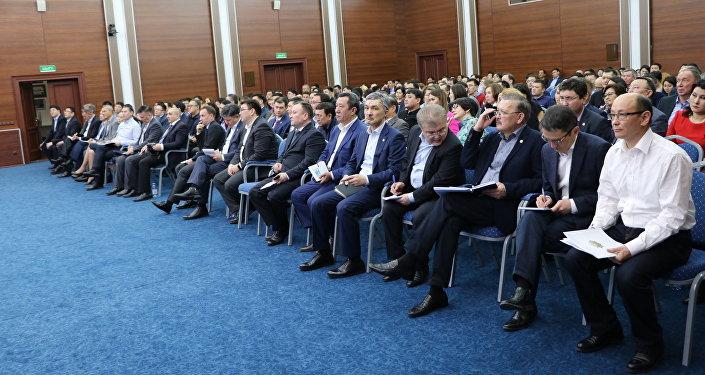 Тренинг Радислава Гандапаса в Генеральной прокуратуре Казахстана