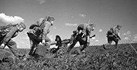 Ұлы Отан соғысы, пулеметшілер