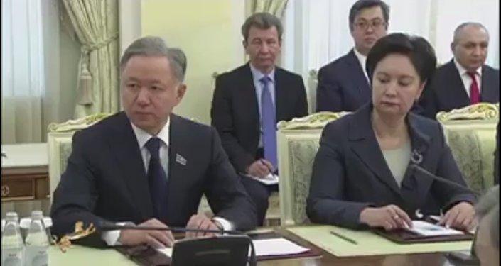 Руководителя Узбекистана иКазахстана провели рабочую встречу