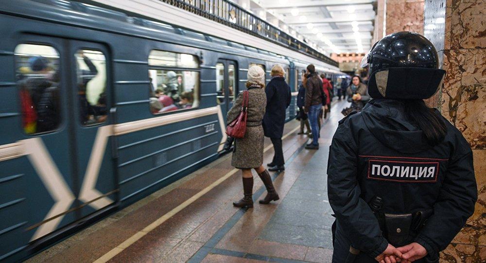 Усиленные меры безопасности в московском метро