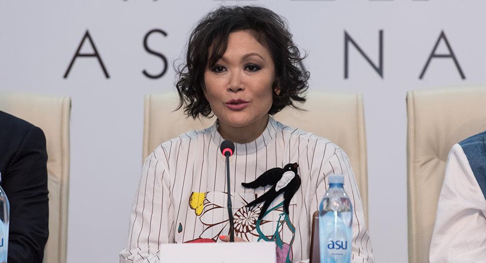 Ирина Байжанова