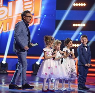 Участники первого сезона вокального конкурса Ты супер!