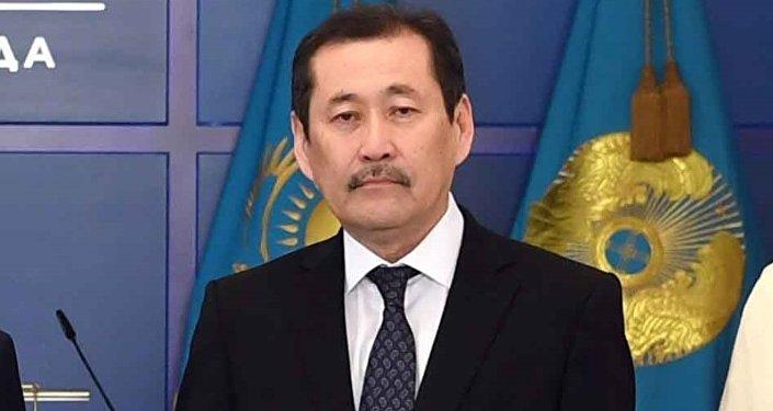 Посол Монголии в Казахстане Лувсан Баттулга